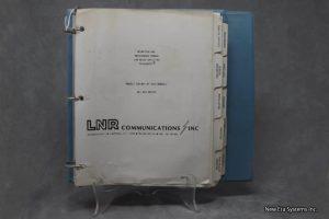 LNR Low Noise Amplifier Tridundant Manual